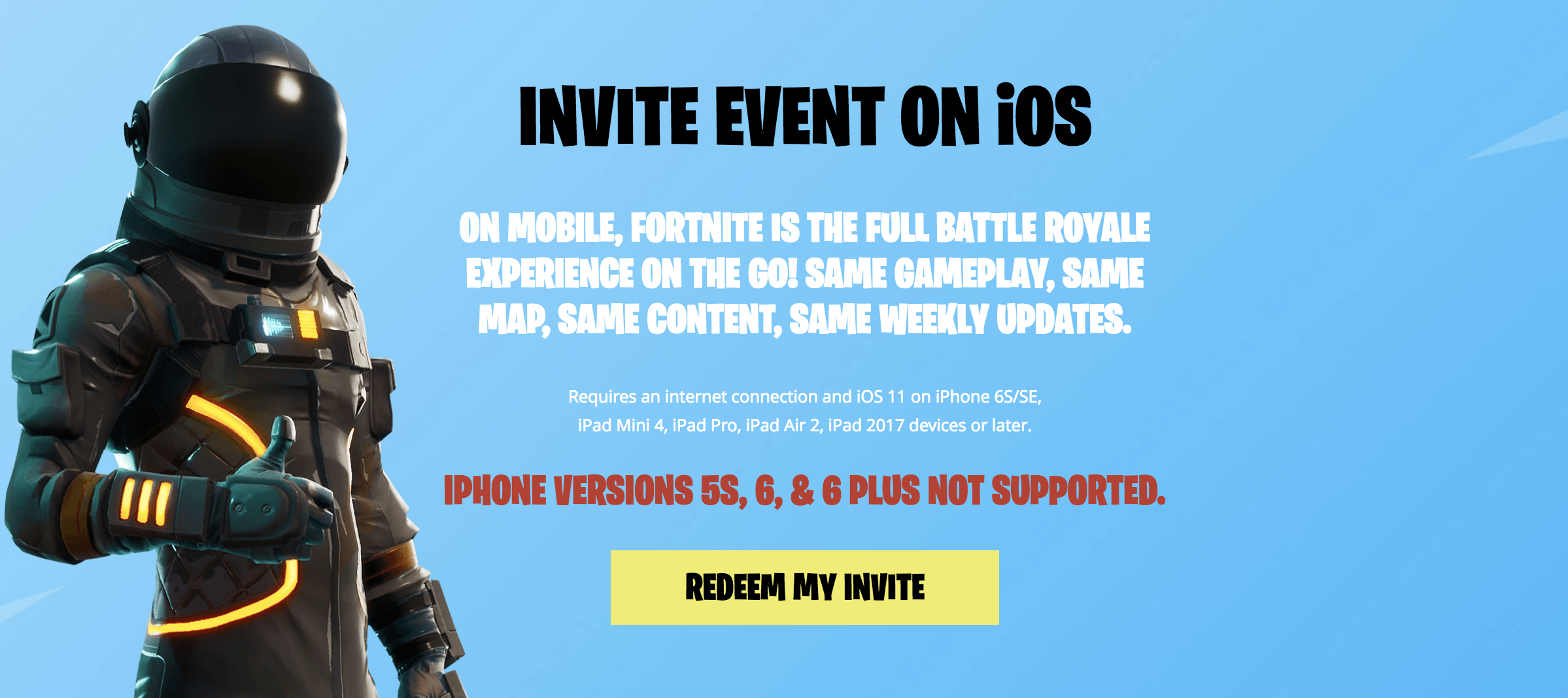 Fortnite mobile invite codes and Android incoming - SlashGear