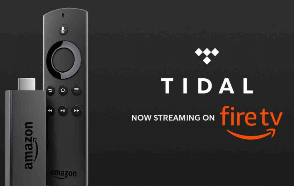 Tidal is now on Amazon Fire TV, Android Auto
