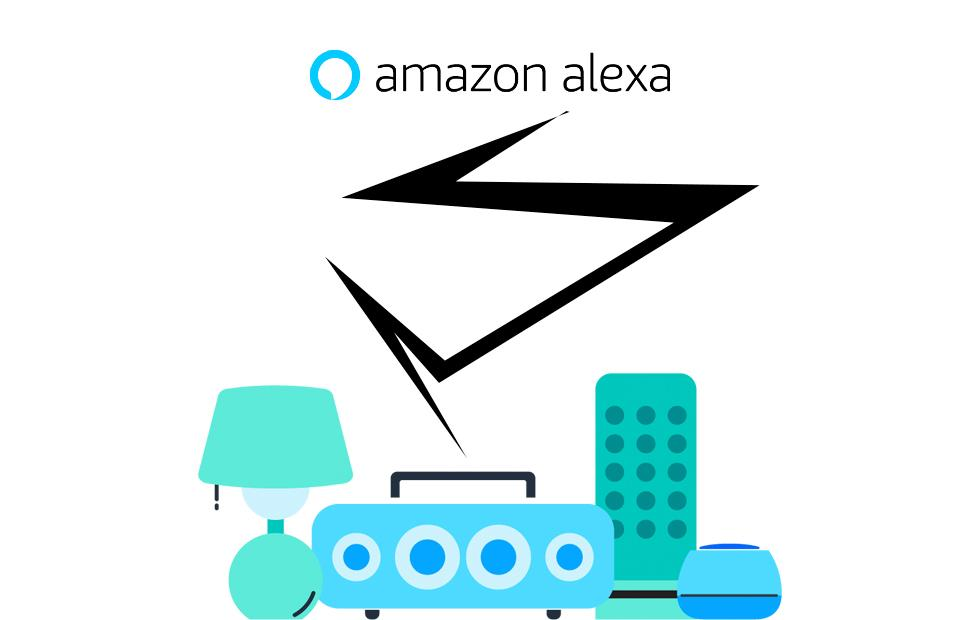 These are Amazon's Alexa white-box devices