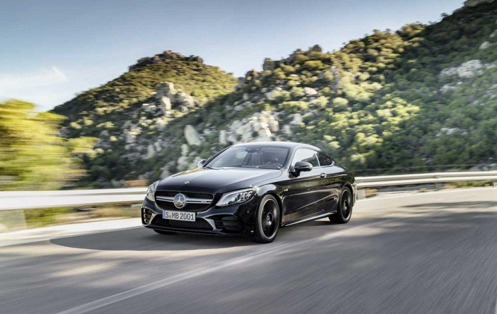 Mercedes-AMG C 43 4Matic Coupe and Cabrio get official