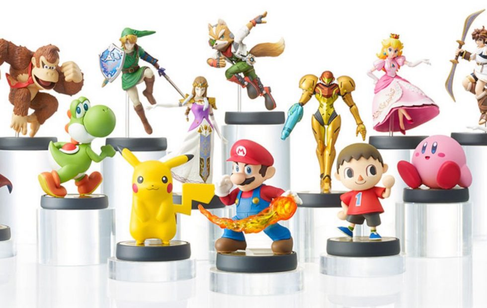 Nintendo patents trading cards powered by Amiibo tech