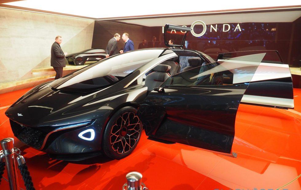 Aston Martin Lagonda Vision Concept Gallery