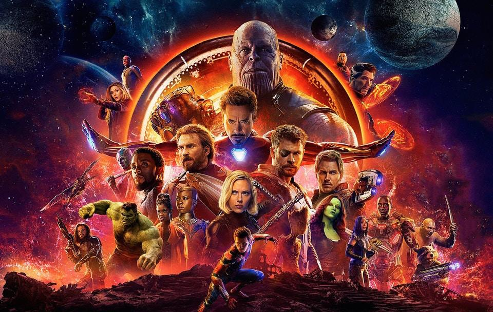 Avengers: Infinity War breaks ticket pre-sale records in just hours