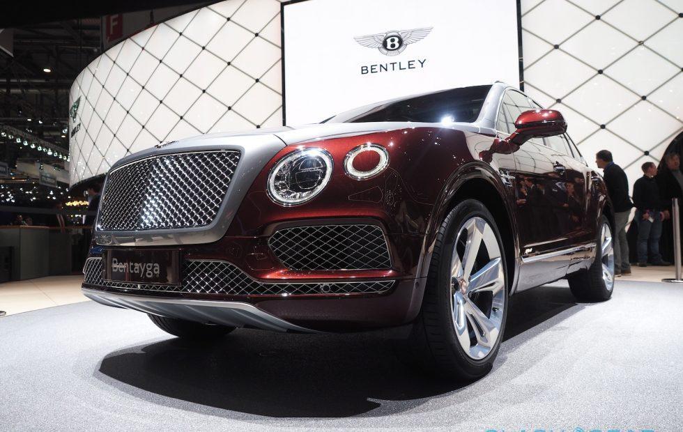 Bentley Bentayga Hybrid makes more sense than you'd think