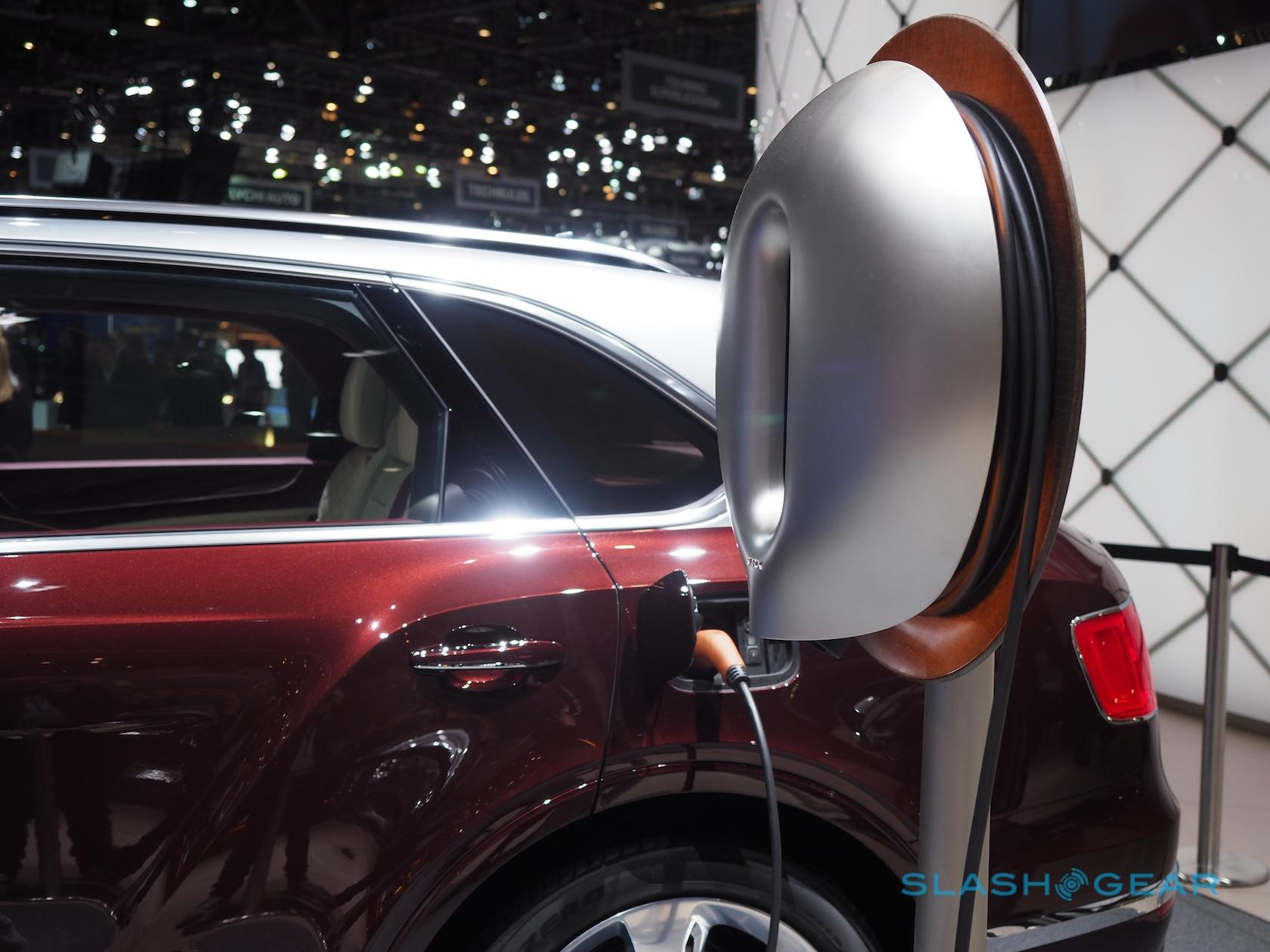 Did Bentley Just Make The Most Beautiful Electric Car Charger Slashgear