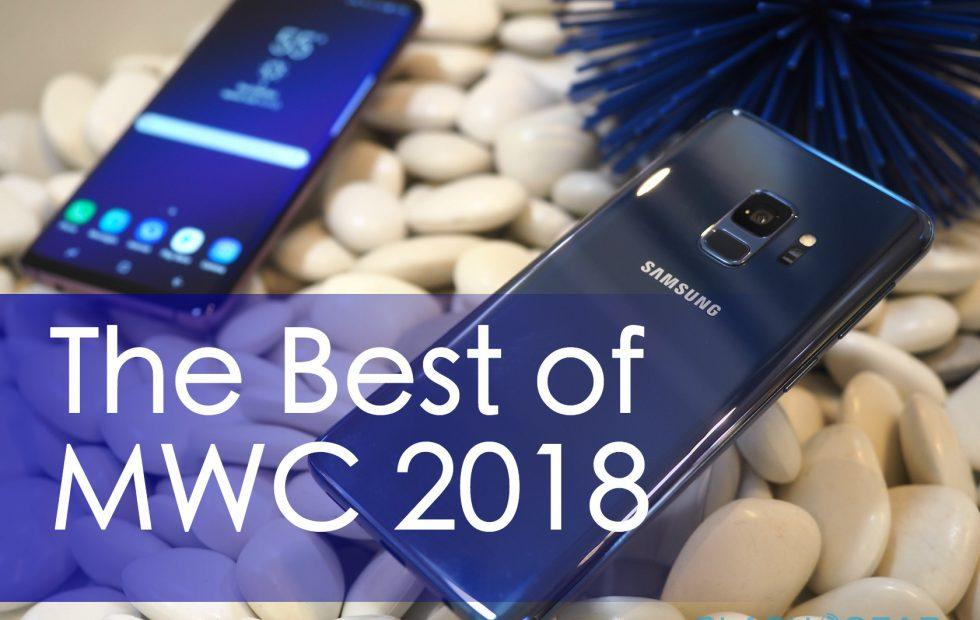 The Best of MWC 2018!