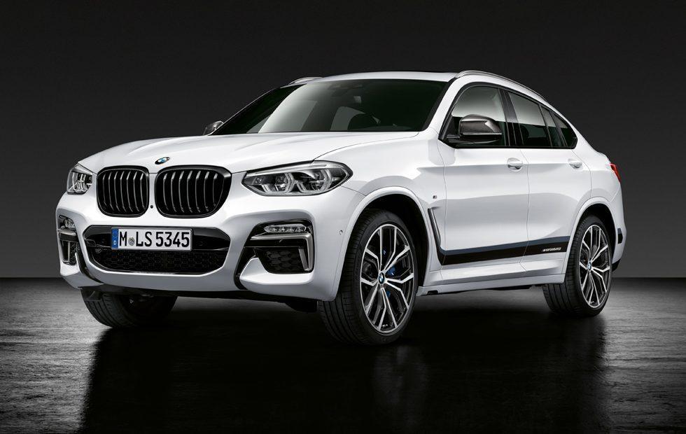 BMW X Series >> Bmw X Series Gets New M Performance Parts Slashgear