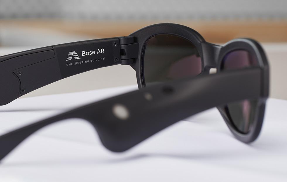 Bose AR smart glasses use audio to enhance everyday life