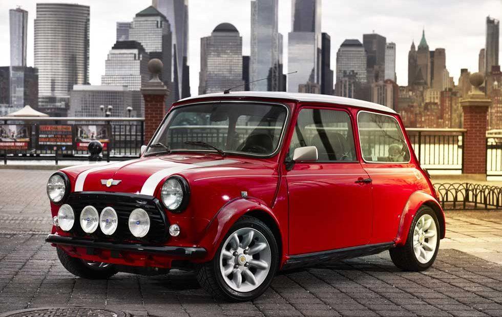 Classic Mini gets all-electric conversion