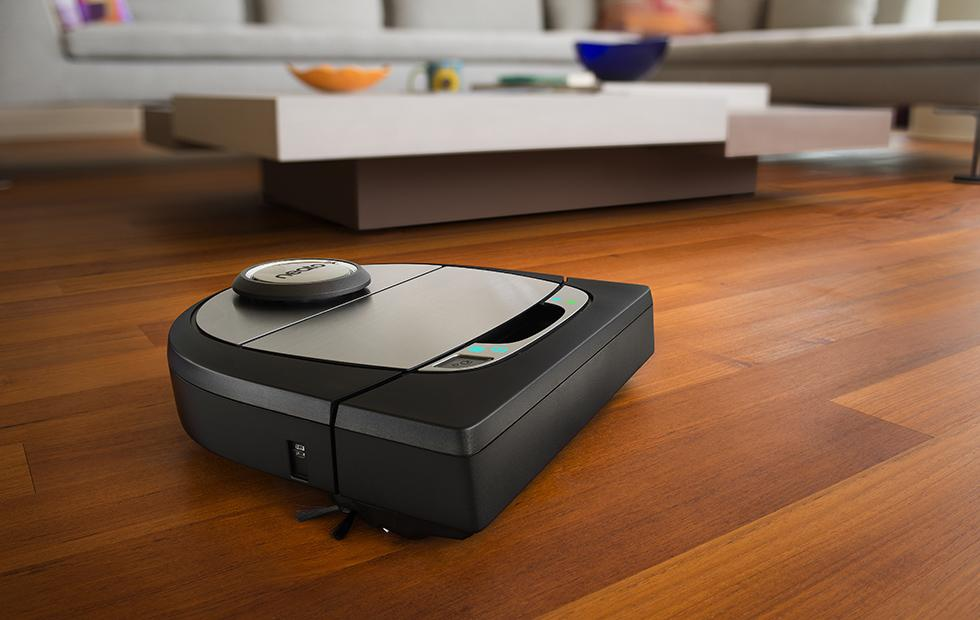 Neato Botvac D7 Connected robot vacuum launches with Alexa control
