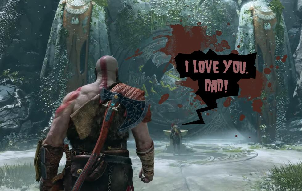 God of War gameplay: 15 minutes of GLORY