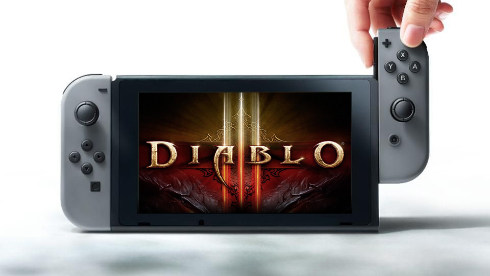 Diablo 3 Switch port reportedly in production despite Blizzard's claims