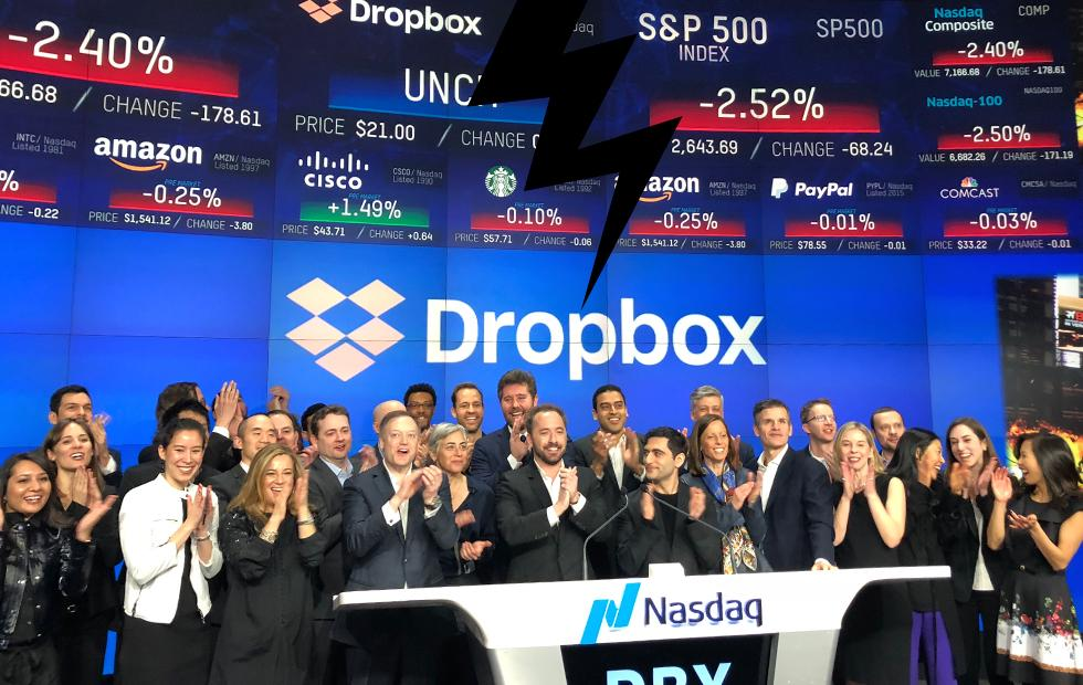 Original Dropbox seed pitch remains fresh a decade later (at IPO)