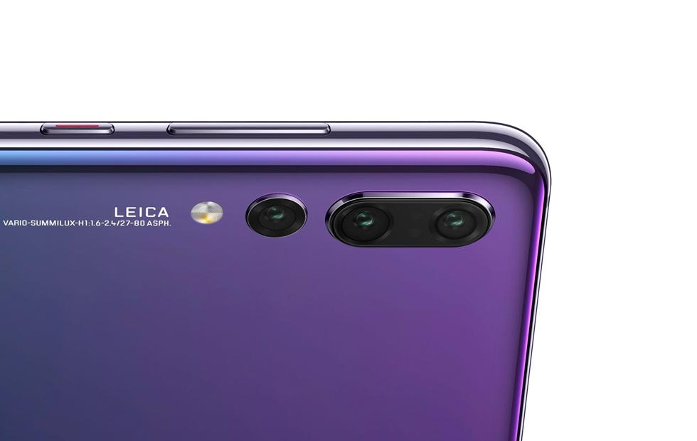 Major Huawei phone leak: P20, Pro, Lite