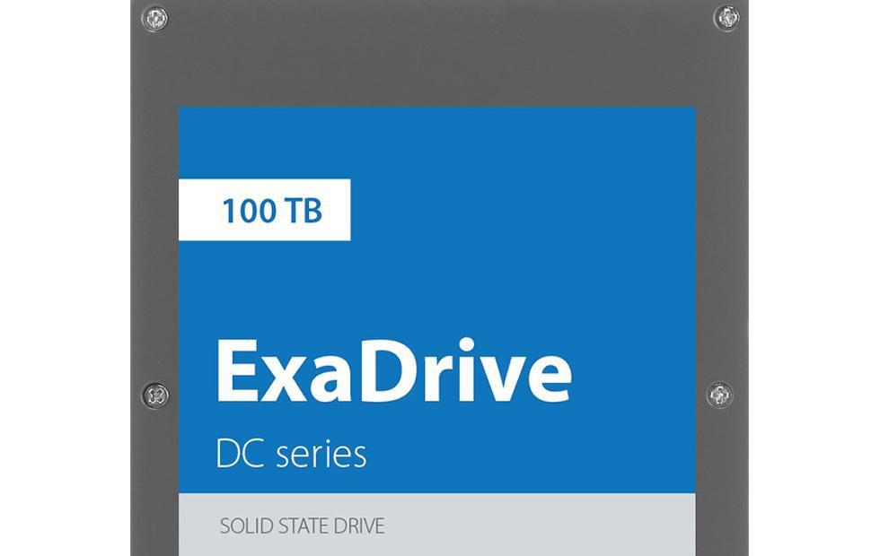 Nimbus ExaDrive DC100 100TB SSD sets new storage milestone