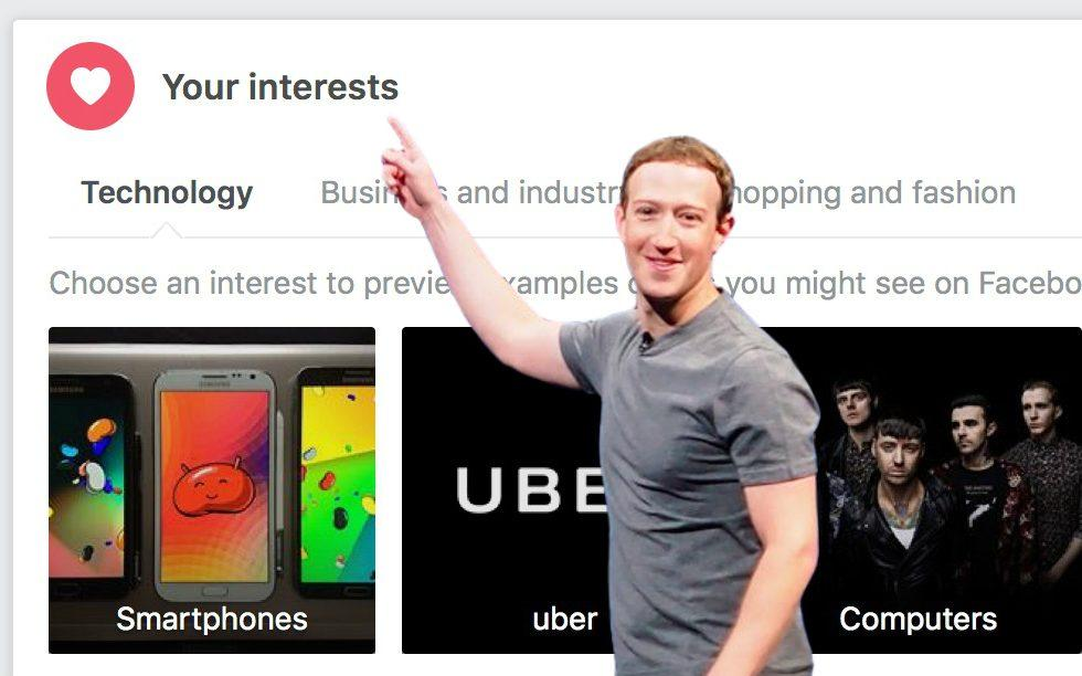 Edit your Facebook ad preferences: It's hilarious and terrifying