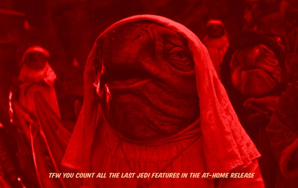 Star Wars: The Last Jedi Movies Anywhere Review