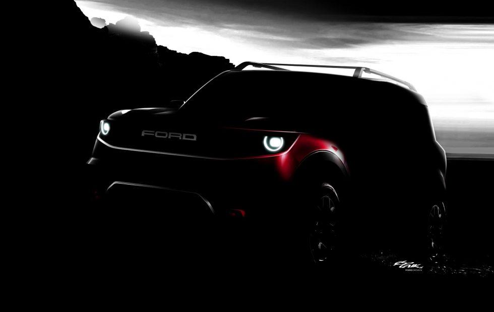Ford's aggressive SUV and EV roadmap revealed