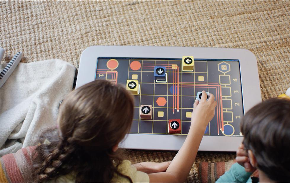 PlayTable console uses blockchain to revolutionize tabletop gaming