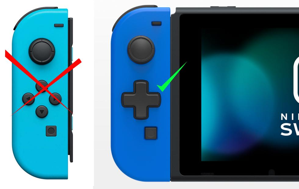 Nintendo Switch Cross controller revealed by HORI