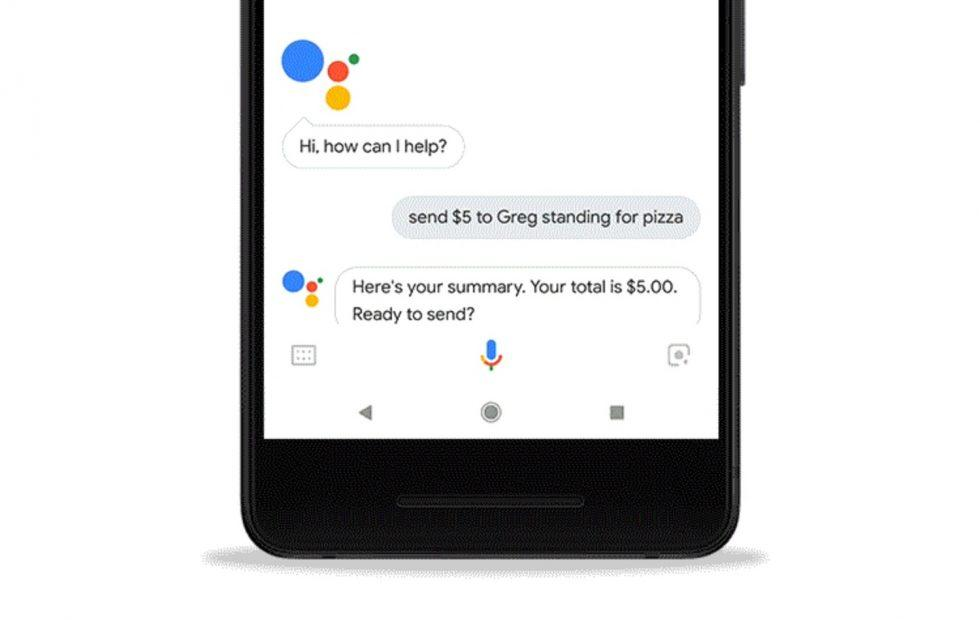 Google Assistant adds Google Pay voice-control on iOS and Android
