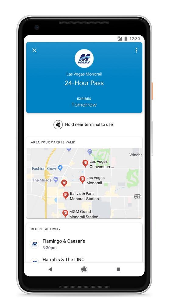 Google Pay transit tickets makes Android a better wallet