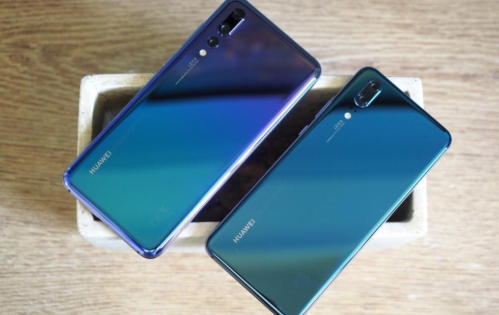 Huawei P20 Pro steals the DxOMark crown, Xiaomi Mi Mix 2S closes in