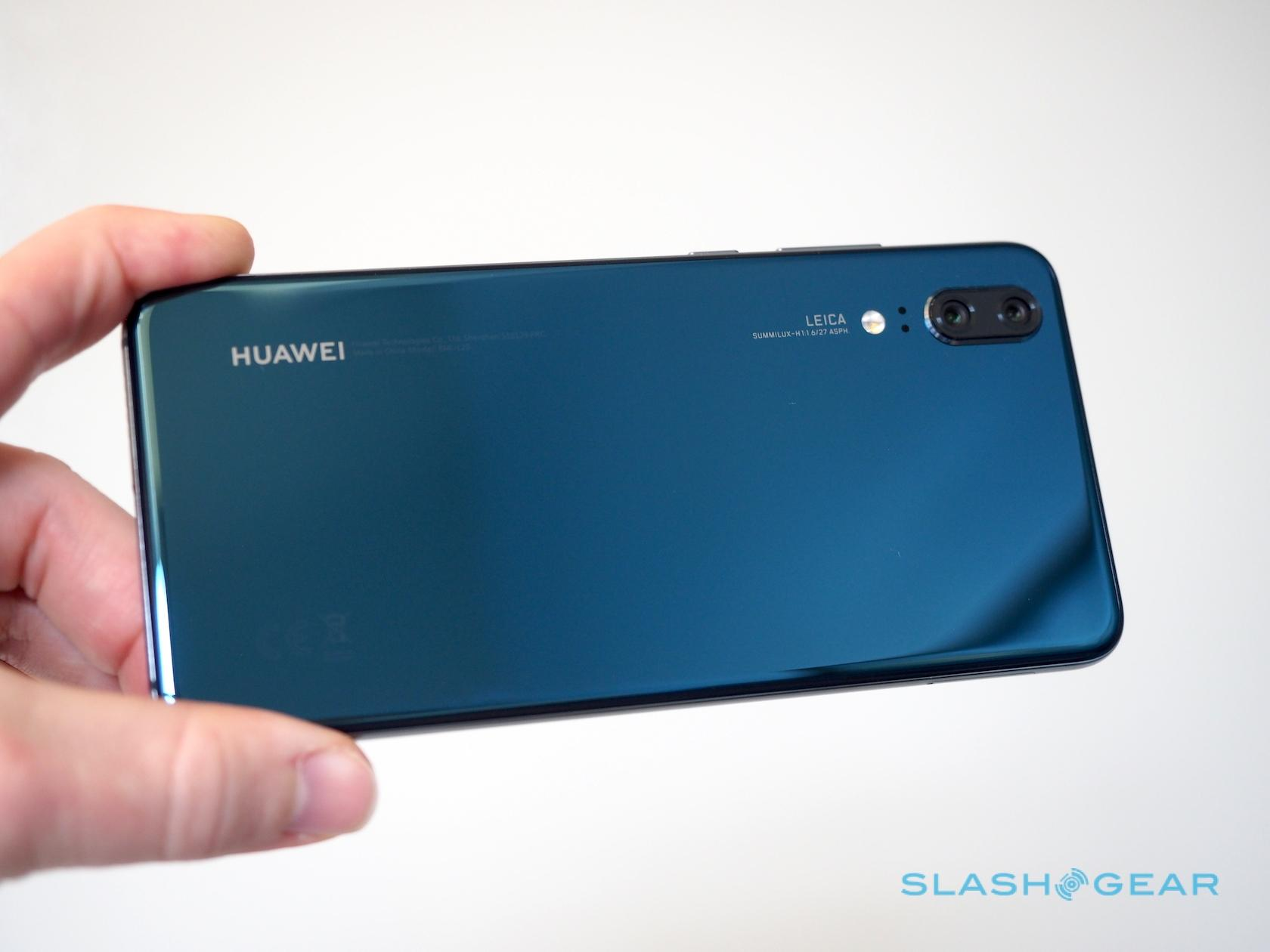 19bb44d52 Huawei P20 Pro and P20 hands-on  Triple Leica lenses and AI - SlashGear