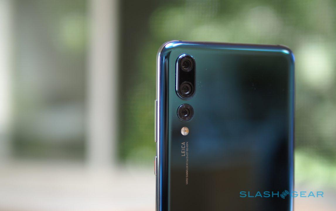 Huawei P20 Pro Review: The best sort of excess - SlashGear