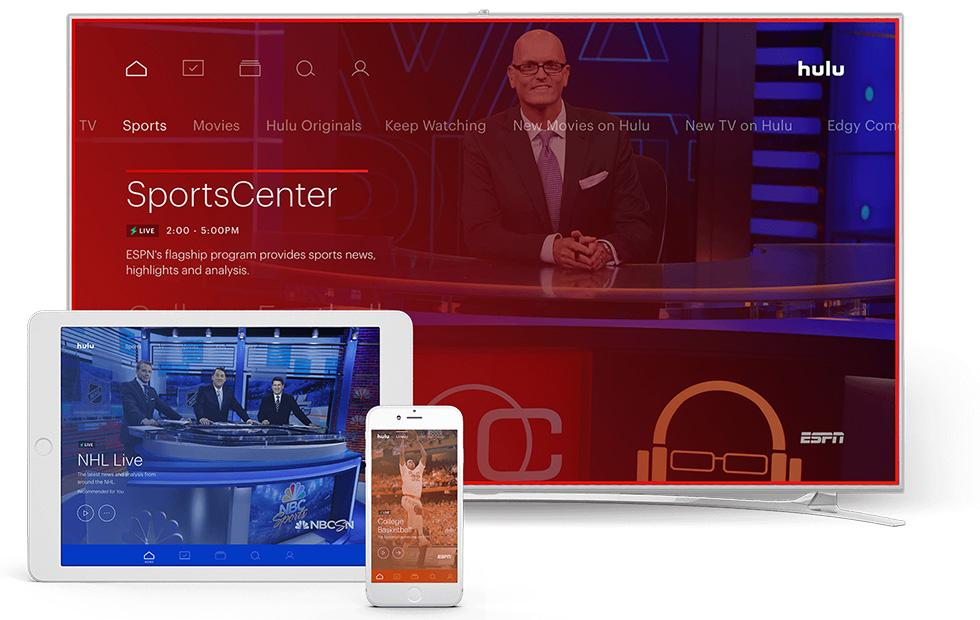 Hulu Live TV March Madness personalized experience arrives Monday