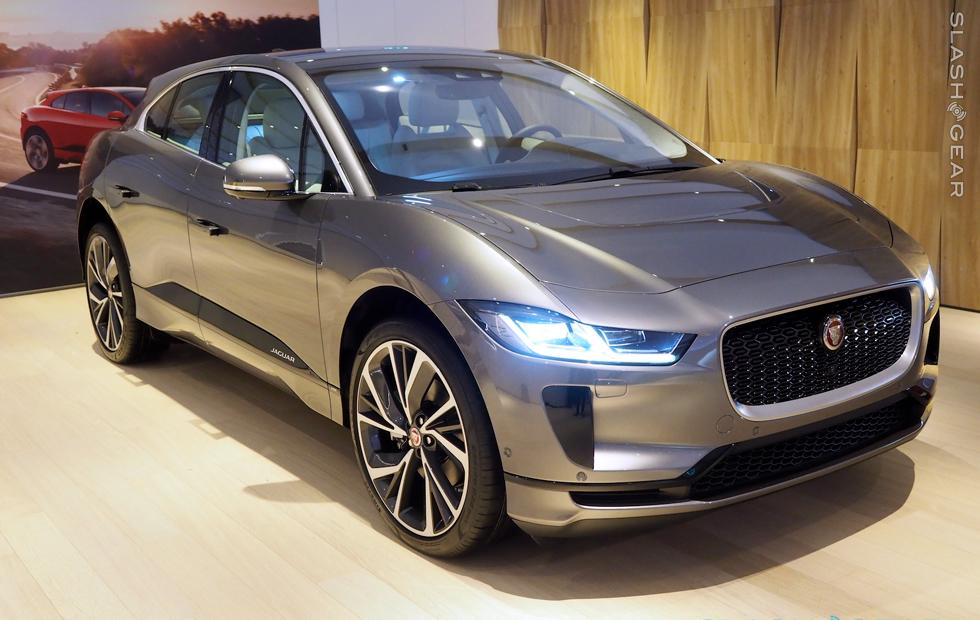 Undercutting Tesla, the Jaguar I-PACE takes the EV war mainstream
