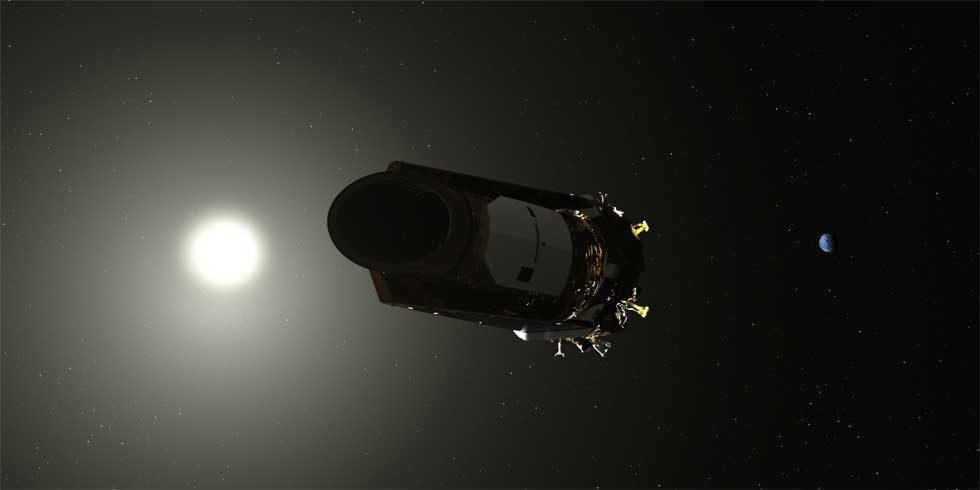 NASA's Kepler space telescope to run out of fuel in months