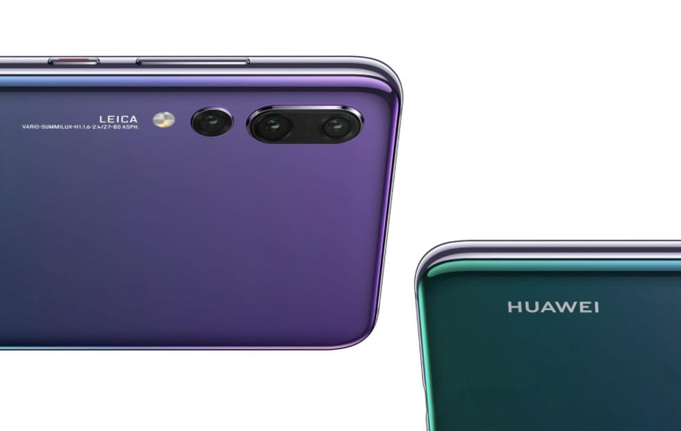 Huawei P20 Pro detail round-up just before the event