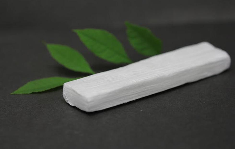 Nanowood is a cheap, green alternative to harmful styrofoam
