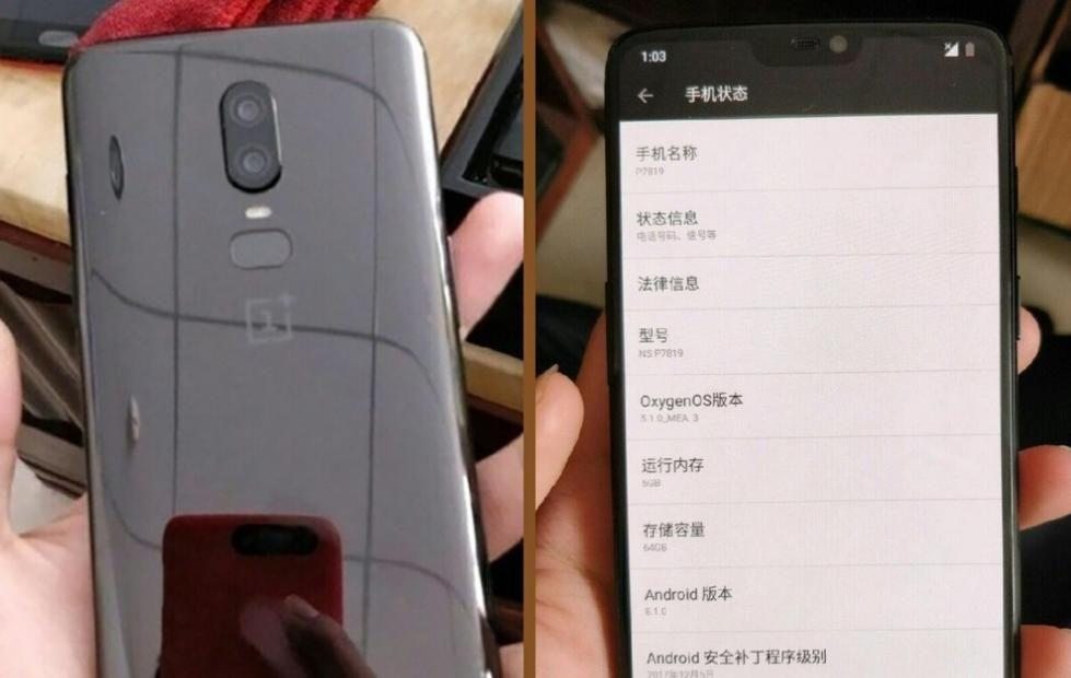OnePlus 6's inescapable notch explained by Carl Pei
