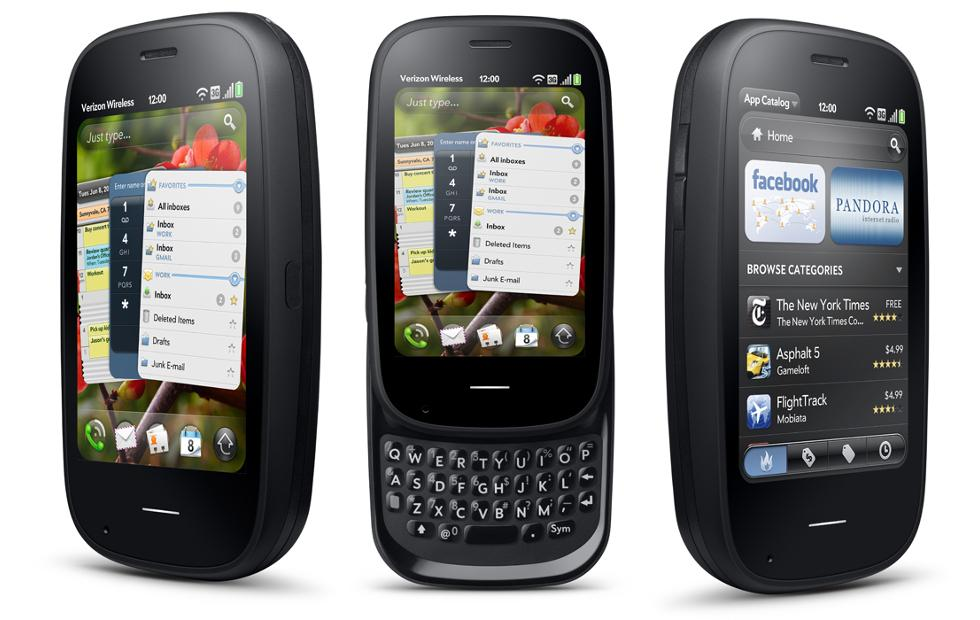 Verizon Palm smartphone coming before the year or world ends