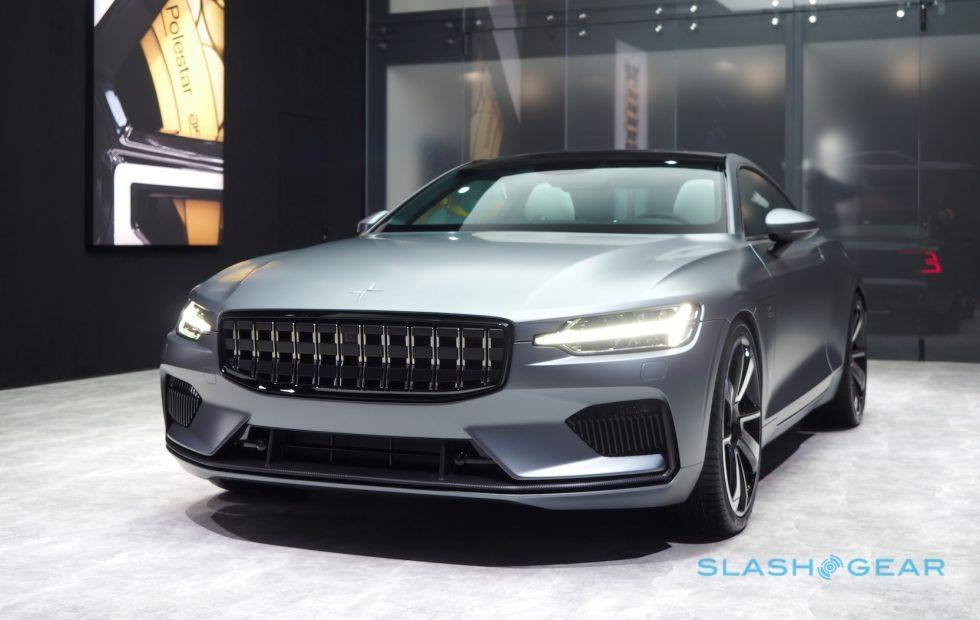 Polestar 1 preorders open as EV GT begins its Tesla offensive