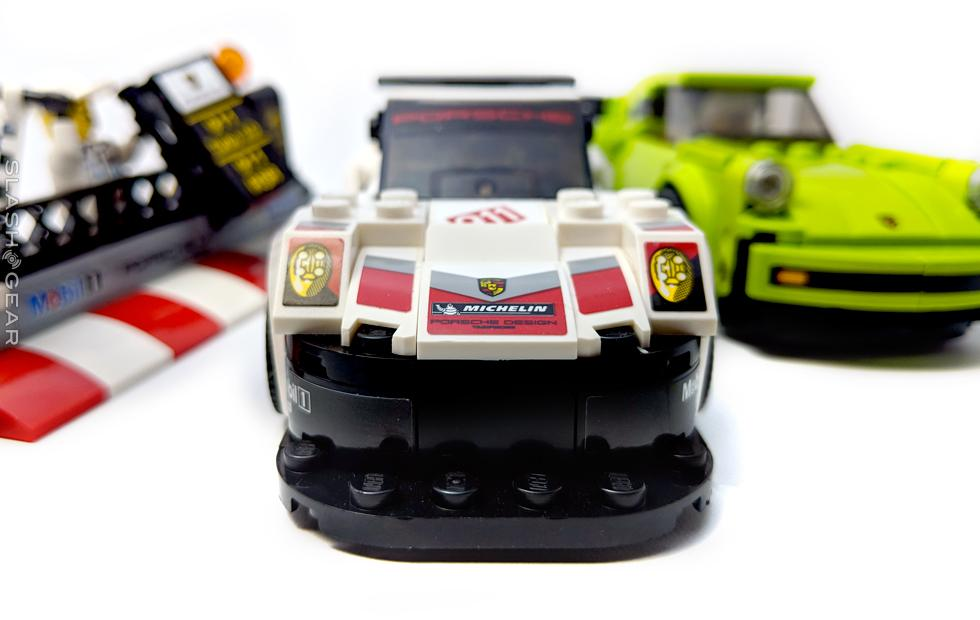 LEGO Speed Champions Porsche 911 RSR and 911 Turbo 3.0 LEGO Review