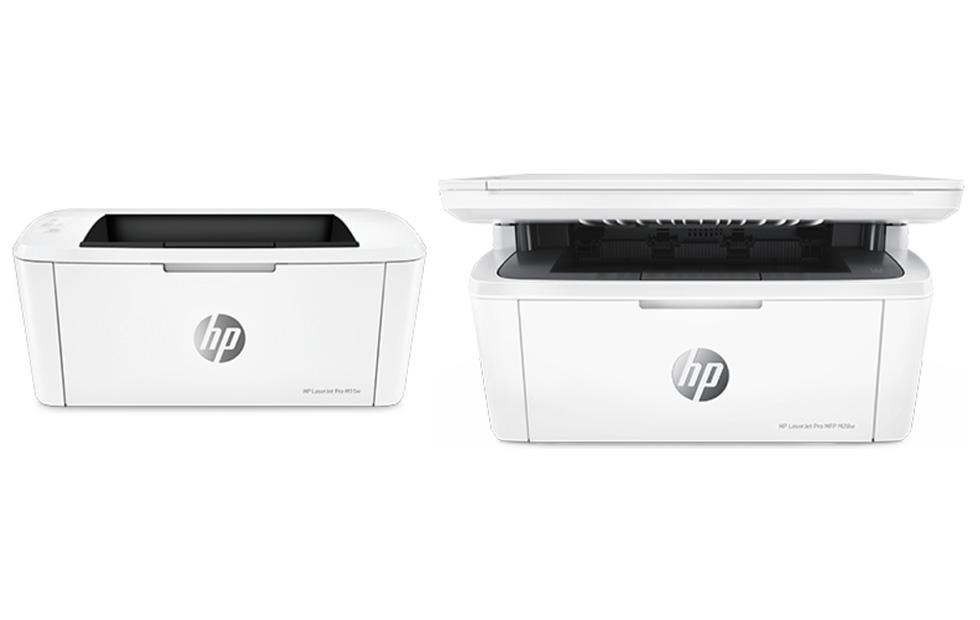 HP LaserJet Pro M15, M28 tiny printers are for micro businesses
