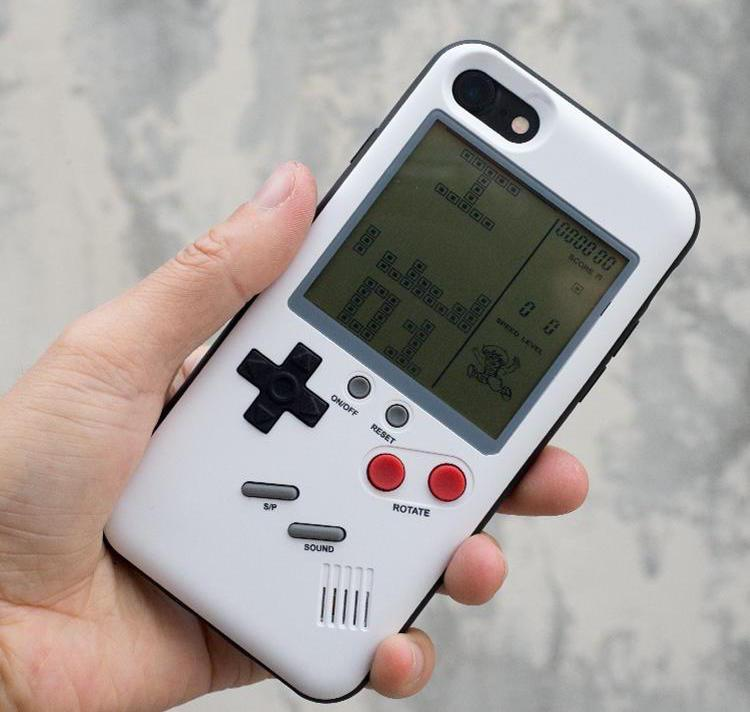half off cb76e 3405a Wanle case puts a Game Boy on the back of your iPhone - SlashGear