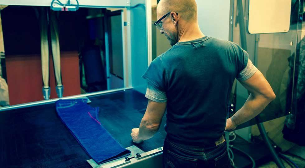 Levi's Project F.L.X. moves jeans manufacturing into the 21st century