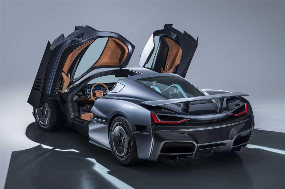 Rimac C_Two electric GT hypercar hits 60mph in 1 85 seconds - SlashGear
