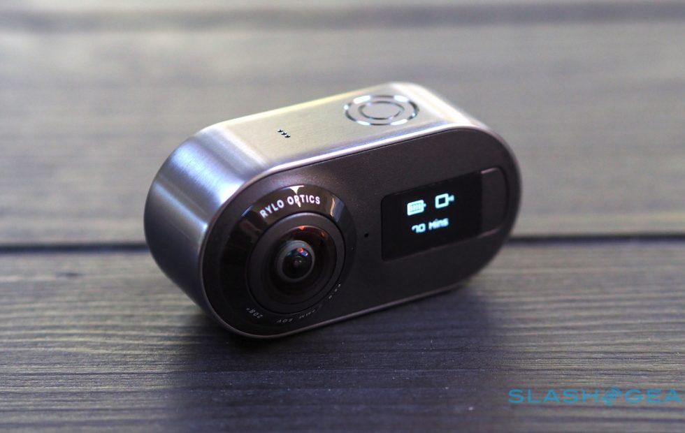 Rylo Android support added for 360-degree camera