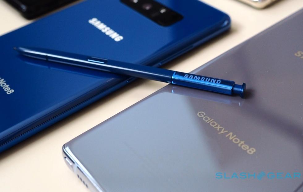Galaxy Note 8 Oreo update available really soon