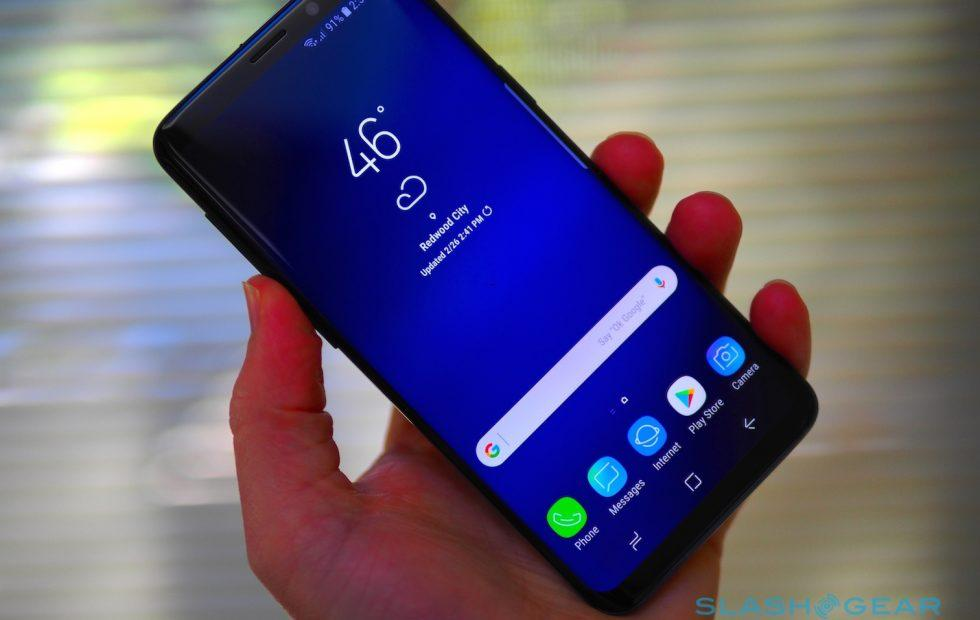 Samsung Galaxy S9 now comes in a Microsoft flavor [Update