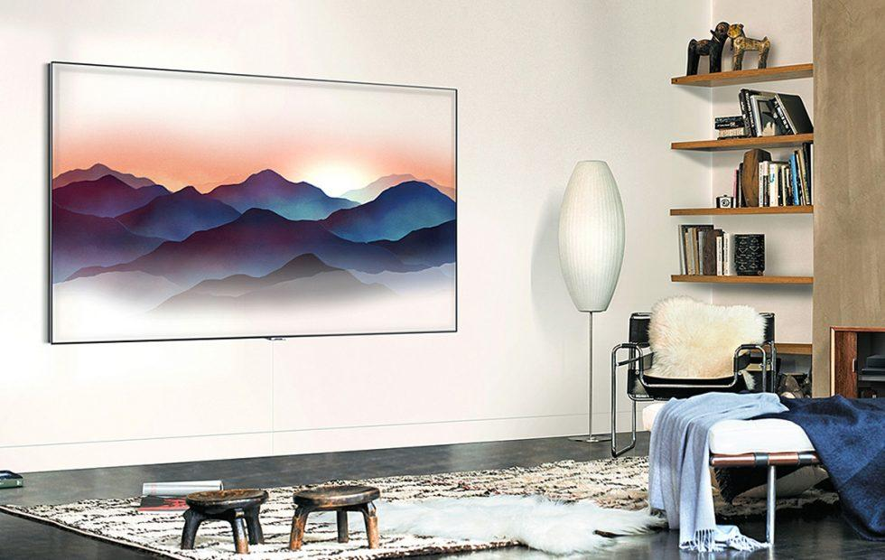 Here's what Samsung's 2018 QLED TVs will cost you