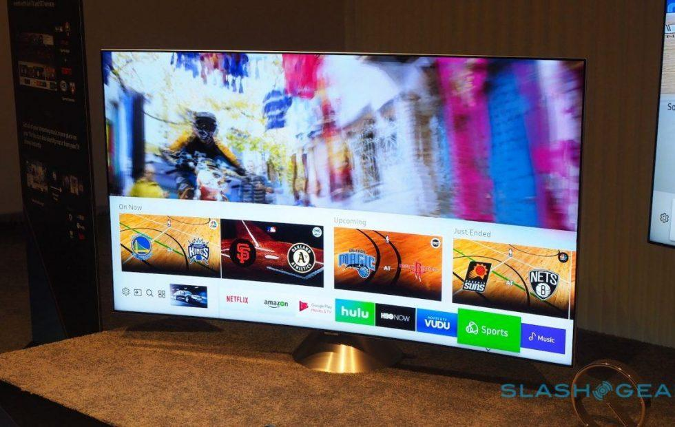 Samsung teases 2018 QLED TV lineup reveal