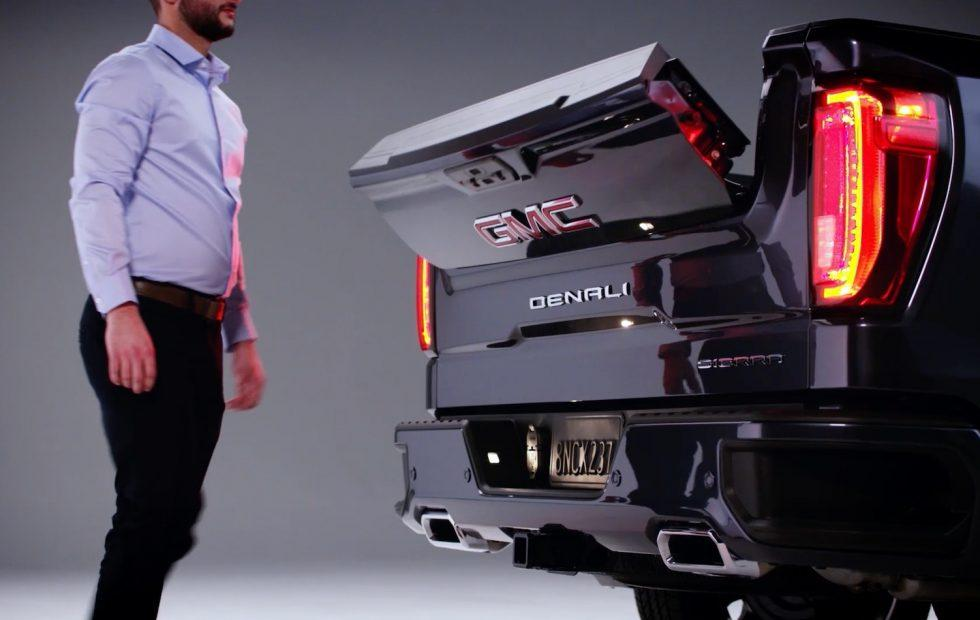 The 2019 Gmc Sierra 1500 S Tailgate Is Pretty Darn