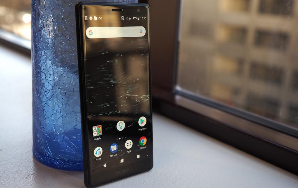 Xperia XZ2 gets a Night Light feature after all