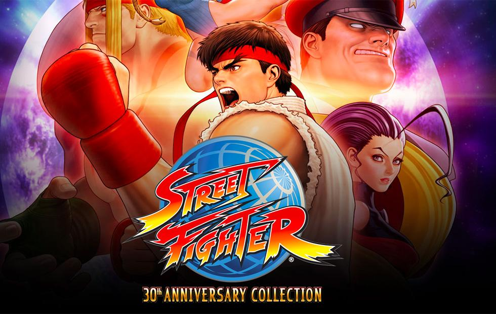 Street Fighter 30th Anniversary Collection release date revealed